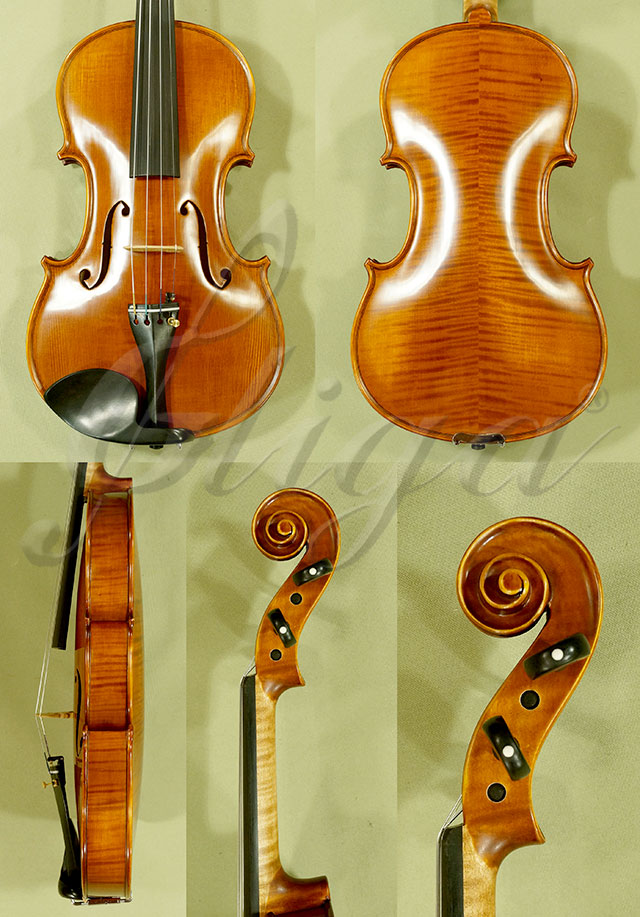 4/4 PROFESSIONAL 'GAMA' Violin 'Guarneri'