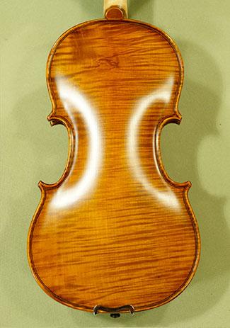 Antiqued 1/2 WORKSHOP \'GEMS 1\' One Piece Back Violin on sale