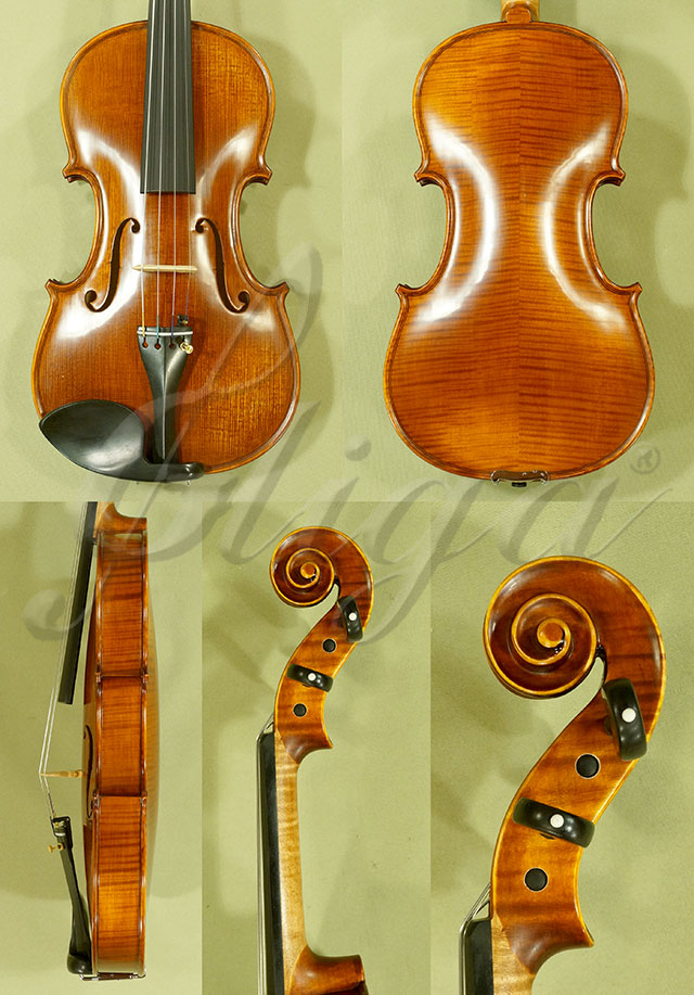 Antiqued 4/4 PROFESSIONAL 'GAMA' Violin