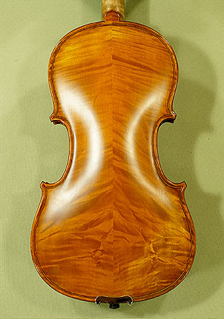 Antiqued 3/4 WORKSHOP \'GEMS 1\' Wild Maple Violin on sale