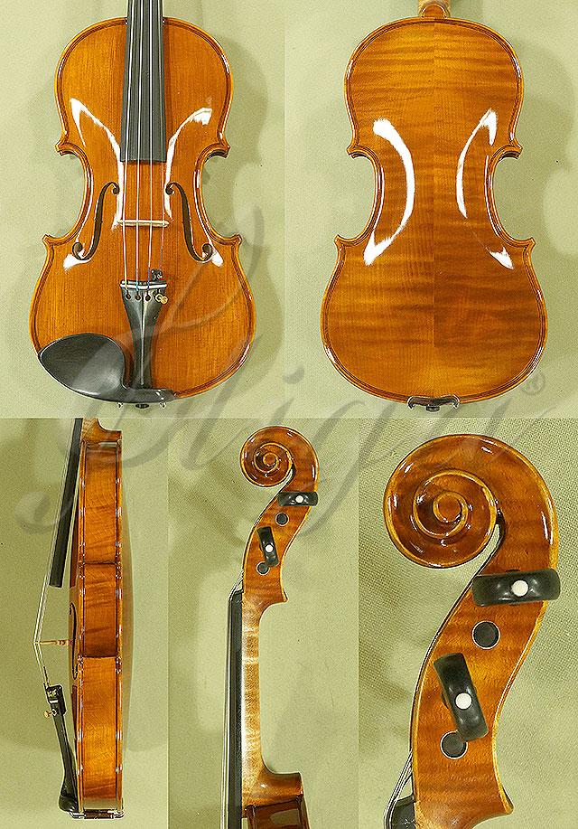Antiqued 3/4 PROFESSIONAL 'GAMA' Violin