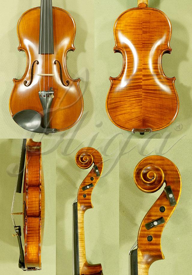 Antiqued 1/4 PROFESSIONAL 'GAMA' Violin