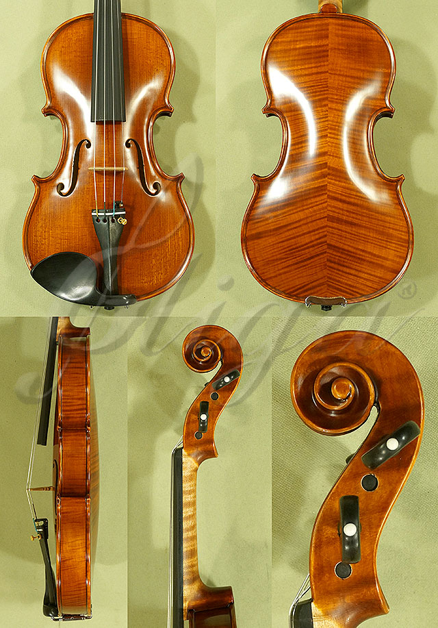 Antiqued 1/2 PROFESSIONAL 'GAMA Super' Violin
