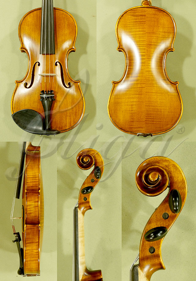 "Antique Scratched 14"" Student 'GEMS 2' Viola"