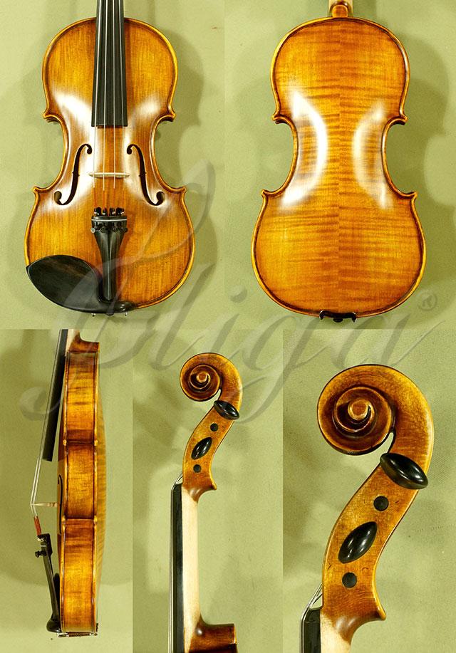 "Antique Scratched 14"" Student 'GEMS 2' Viola"