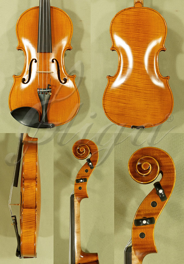 "15.5"" PROFESSIONAL 'GAMA Super' One Piece Back Viola"