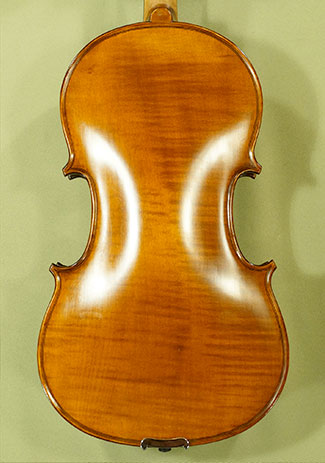 "Antiqued 15.5"" Student \'GEMS 2\' One Piece Back Viola"