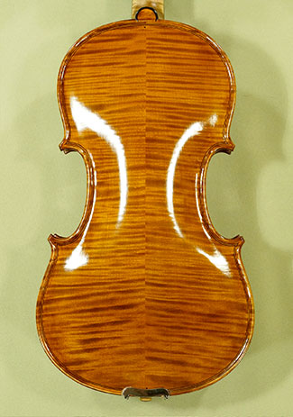 Feel-The-Grain Spirit Varnish Antiqued 4/4 CERUTI MAESTRO Violin \'Antonio Ceruti\' on sale