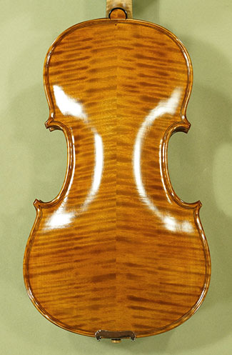 Feel-The-Grain Spirit Varnish Antiqued 4/4 CERUTI MAESTRO Violin 'Antonio Ceruti'