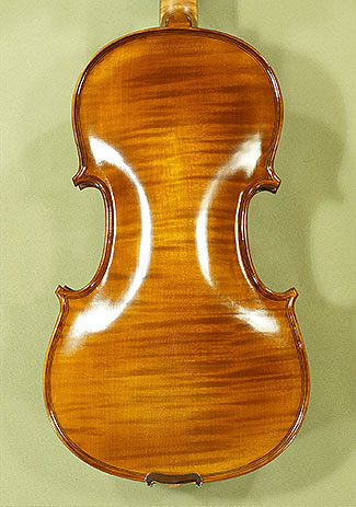 Feel-The-Grain Spirit Varnish Antiqued 4/4 CERUTI CONCERT One Piece Back Violin \'Antonio Ceruti on sale