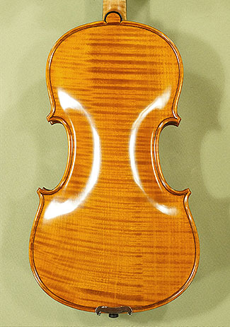 4/4 PROFESSIONAL 'GAMA Super' One Piece Back Violin on sale