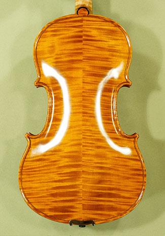4/4 MAESTRO VASILE GLIGA Left Handed Violin \'Guarneri\' on sale