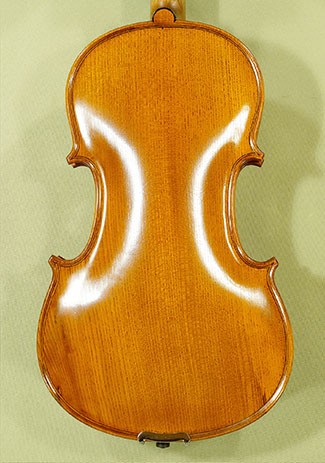 4/4 MAESTRO VASILE GLIGA Ash One Piece Back Violin 'Guarneri' on sale