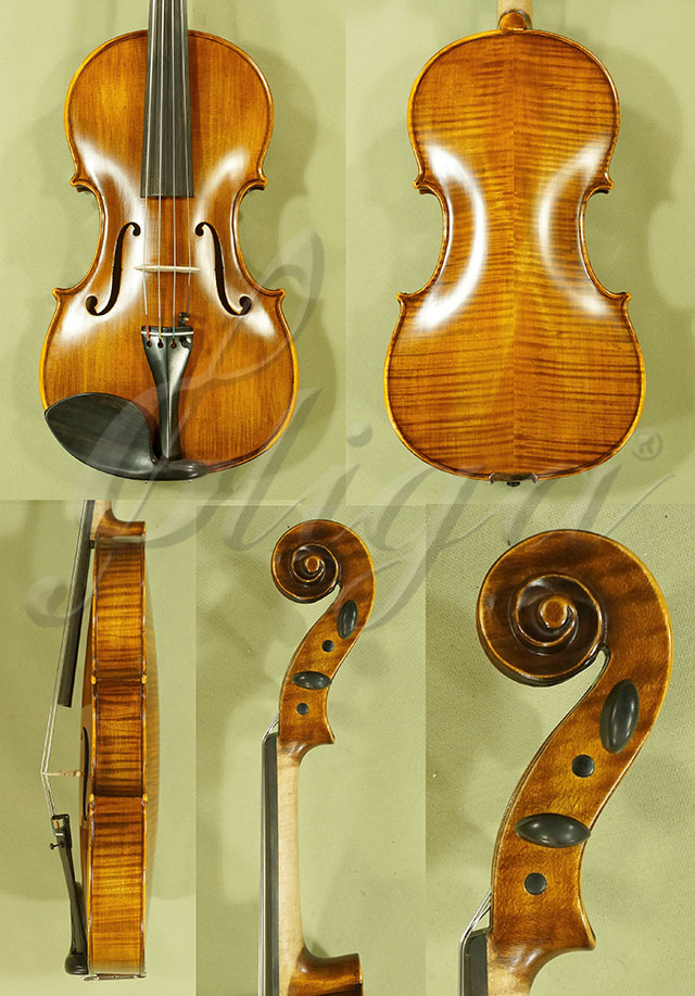"Antique Scratched 16"" WORKSHOP 'GEMS 1' Viola"