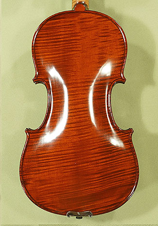 4/4 PROFESSIONAL \'GAMA Super\' Left Handed One Piece Back Violin on sale