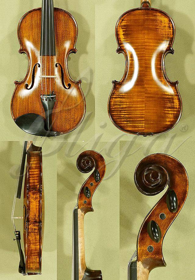 "Stained Antiqued 14"" WORKSHOP 'GEMS 1' Viola"