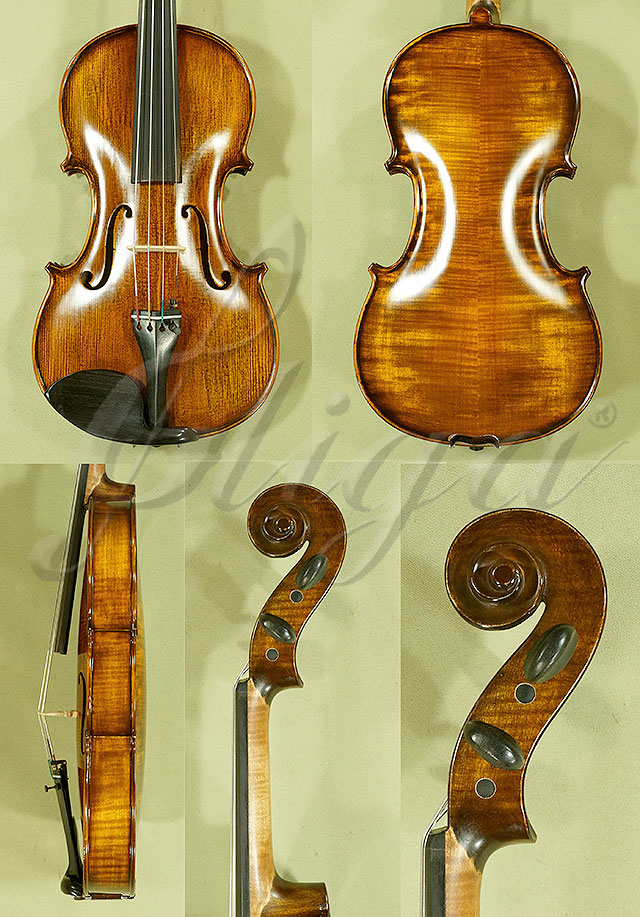 "Stained Antiqued 14"" WORKSHOP 'GEMS 1' Viola"