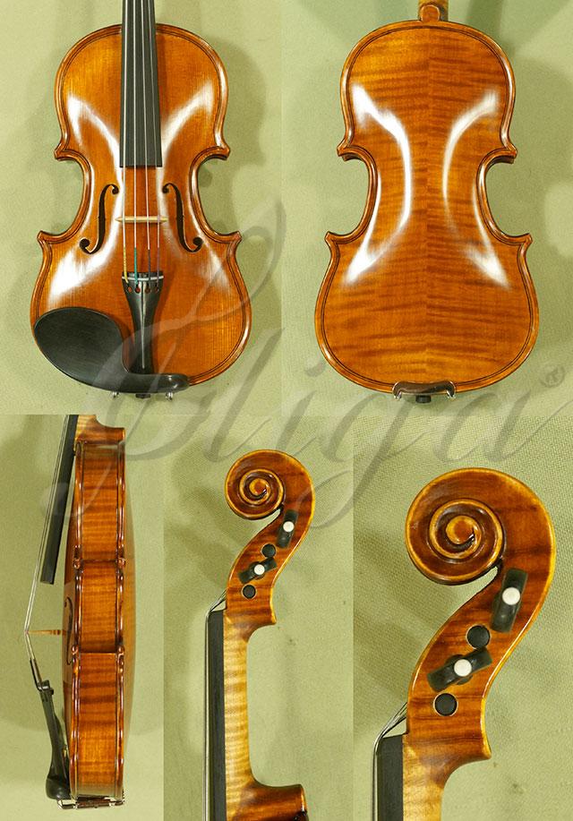 Antiqued 1/32 PROFESSIONAL 'GAMA' Violin