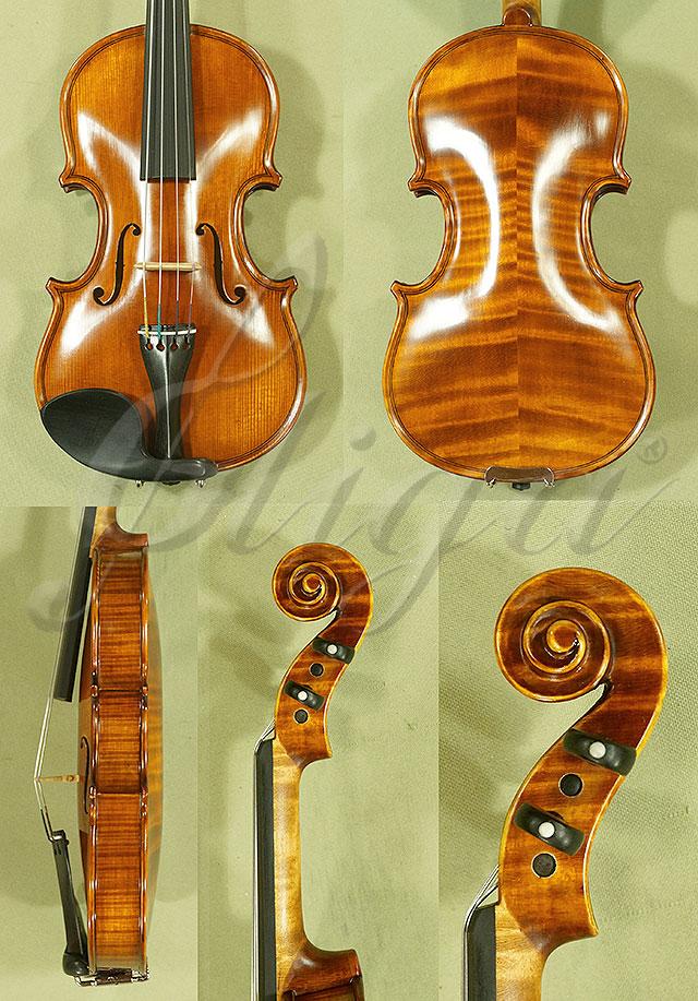 Antiqued 1/16 PROFESSIONAL 'GAMA' Violin