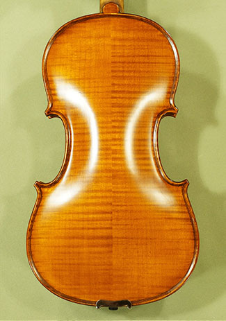 Antiqued 4/4 WORKSHOP \'GEMS 1\' Left Handed Violin on sale