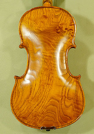 4/4 PROFESSIONAL \'GAMA Super\' Ash One Piece Back Violin \'Guarneri\'