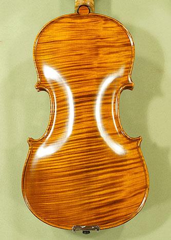 4/4 MAESTRO VASILE GLIGA Five Strings One Piece Back Violin on sale