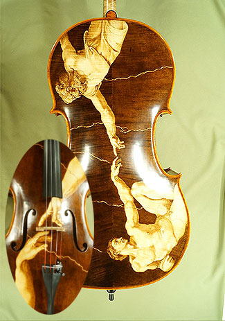 4/4 MAESTRO VASILE GLIGA Cello on sale