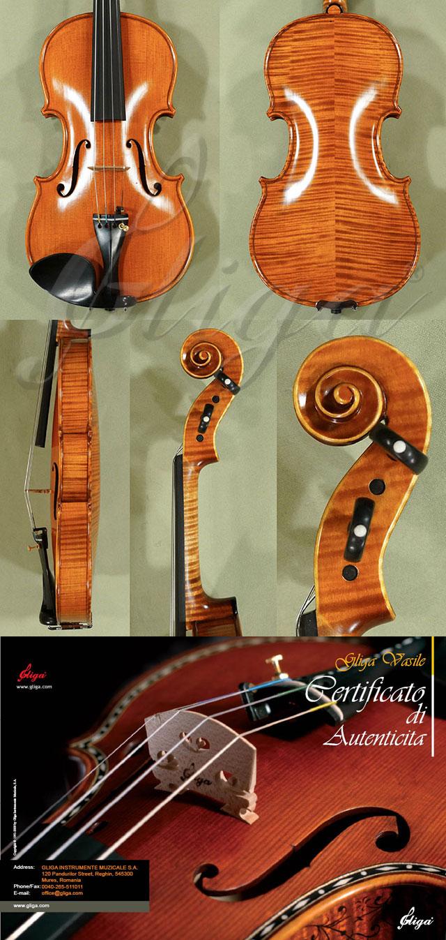 1/2 MAESTRO VASILE GLIGA Violin