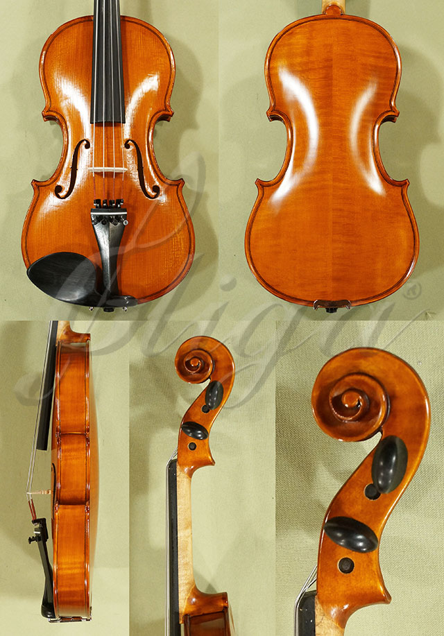 "Antiqued 13"" ADVANCED Student 'GEMS 2' Viola"