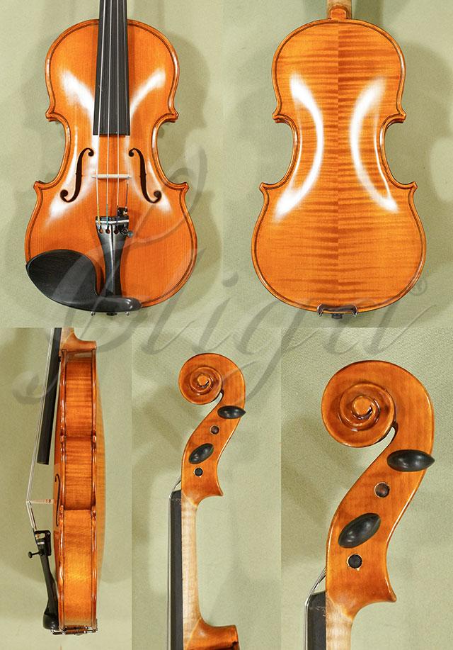 Antiqued 1/8 WORKSHOP 'GEMS 1' Violin