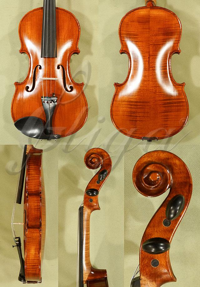 Antiqued 4/4 Intermediate WORKSHOP 'GEMS 1' Violin
