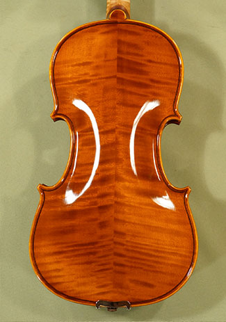 Shiny Antiqued 4/4 PROFESSIONAL 'GAMA' Violin on sale