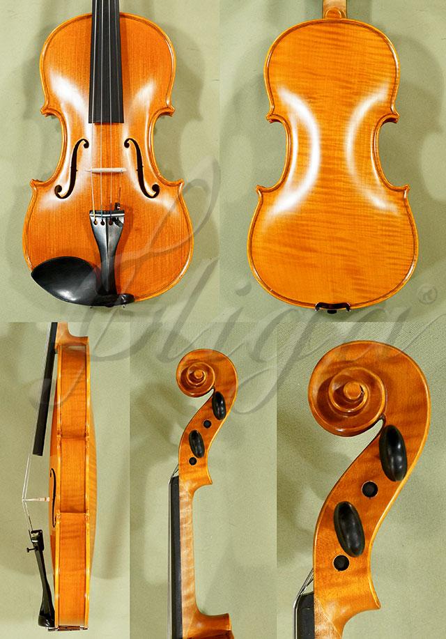4/4 WORKSHOP 'GEMS 1' One Piece Back Violin