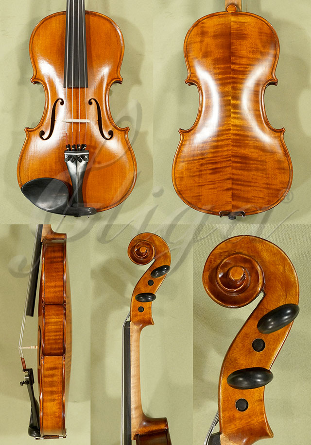 "Antiqued 13"" Student 'GEMS 2' Viola"