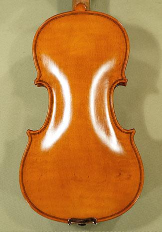 Antiqued 1/2 Student \'GEMS 2\' Bird\'s Eye Maple One Piece Back Violin on sale