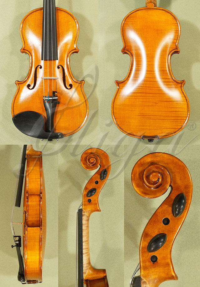 1/8 WORKSHOP 'GEMS 1' One Piece Back Violin
