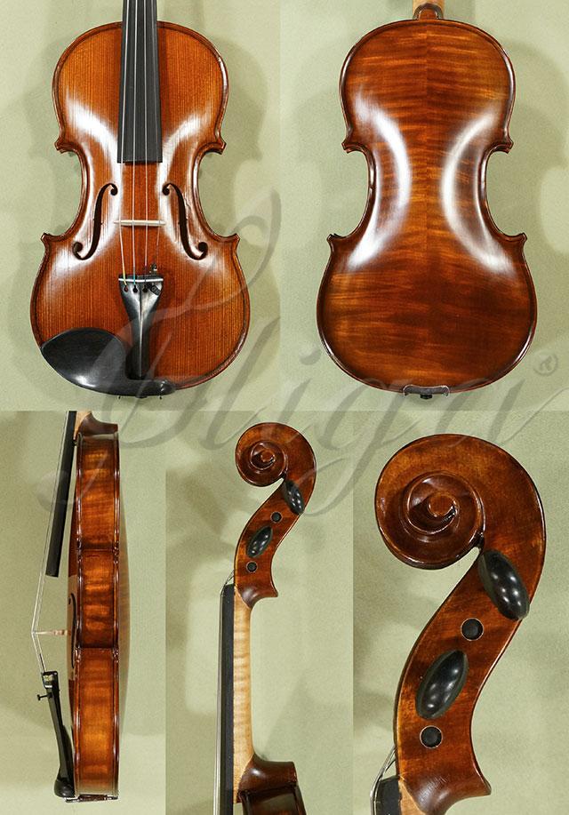 Stained Antiqued 4/4 WORKSHOP 'GEMS 1' Violin