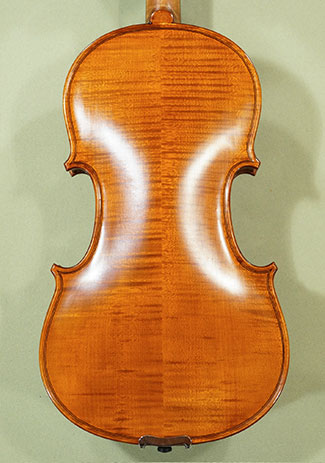 Antiqued 4/4 WORKSHOP \'GEMS 1\' Left Handed Violin