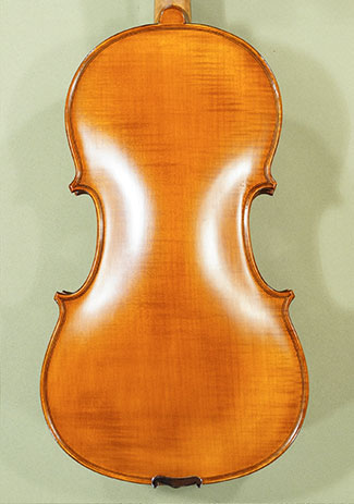 "Antiqued 16"" Student \'GEMS 2\' One Piece Back Viola"