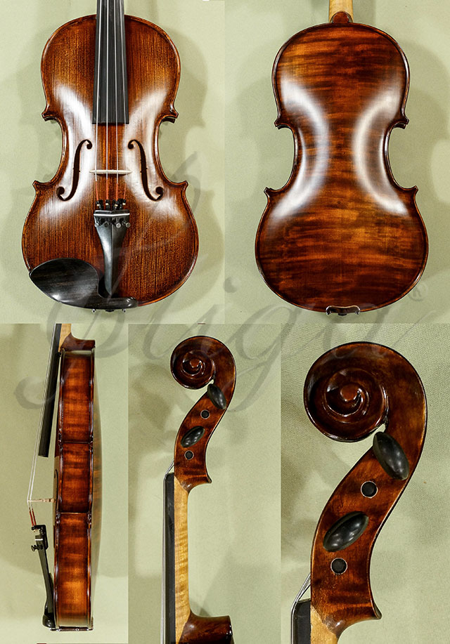 "Stained Antiqued 15"" Student 'GEMS 2' Viola"