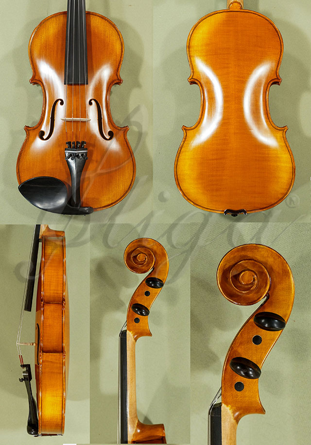 "Antiqued 15.5"" ADVANCED Student 'GEMS 2' Viola"