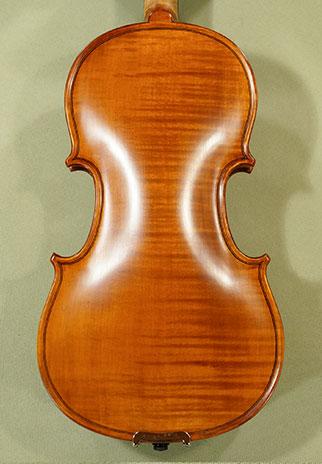 Antiqued 1/2 Student \'GEMS 2\' One Piece Back Violin on sale
