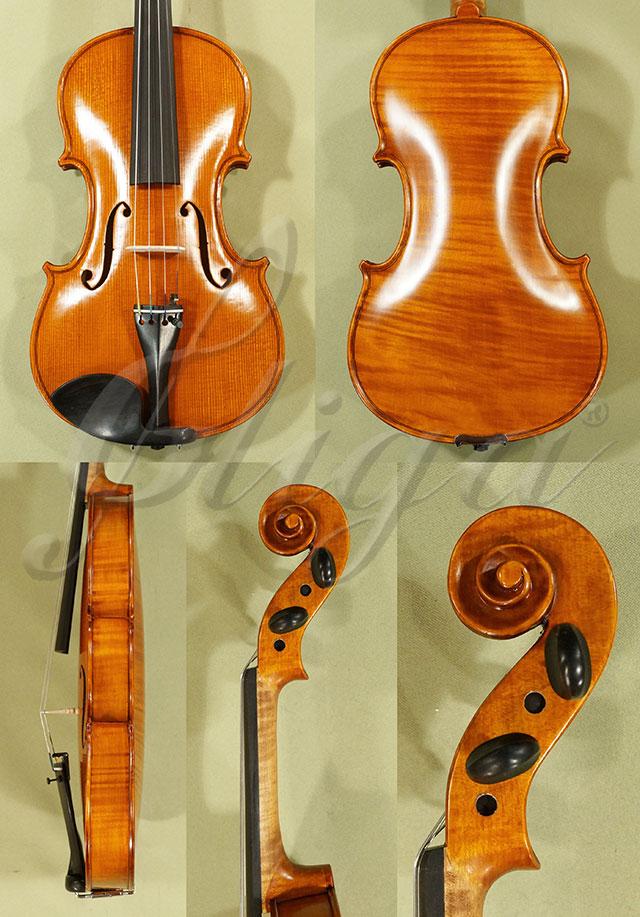 4/4 WORKSHOP 'GEMS 1' One Piece Back Violin 'Guarneri'