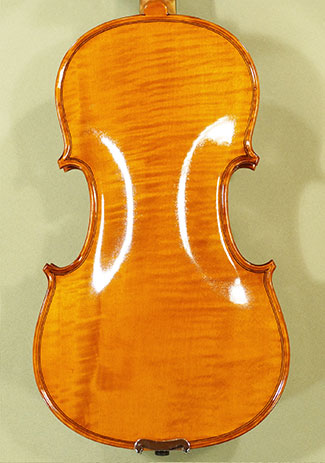Shiny Antiqued 4/4 WORKSHOP 'GEMS 1' One Piece Back Violin on sale