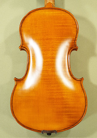 Antiqued 4/4 Student 'GEMS 2' One Piece Back Violin 'Guarneri'