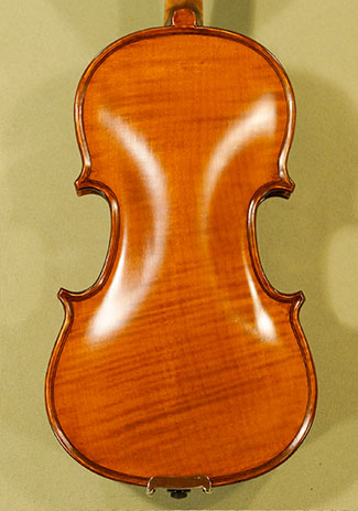 Antiqued 1/10 Student \'GEMS 2\' One Piece Back Violin on sale