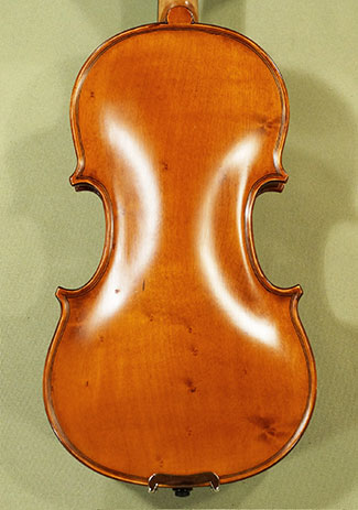 Antiqued 1/4 Student \'GEMS 2\' Bird\'s Eye Maple One Piece Back Violin on sale