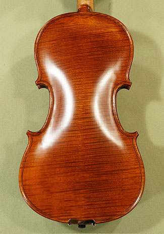 Antiqued 3/4 WORKSHOP \'GEMS 1\' One Piece Back Violin