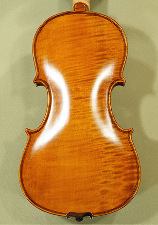 Antiqued 3/4 WORKSHOP \'GEMS 1\' One Piece Back Violin on sale