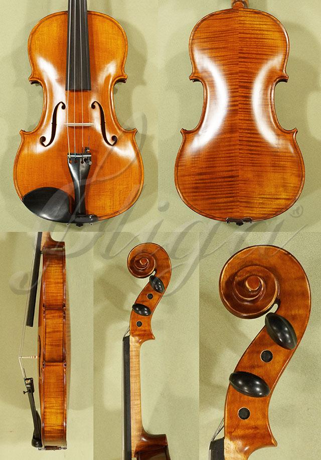 Antiqued 4/4 WORKSHOP 'GEMS 1' Violin 'Guarneri'